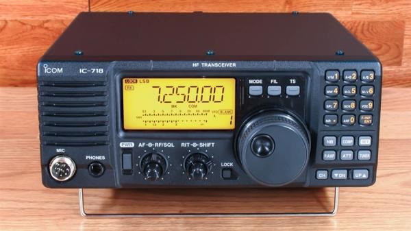 Icom Ic 740 manual