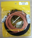 e822eec6d65 MFJ-1778 Antena Dipolo de 160 a 10 metros