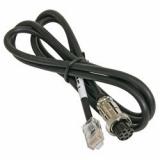 0d86b8dcdff MFJ-5399Y2 - Cabo Adaptador de 8 Pinos para Microfone SDY-210 (Radio YAESU  FT-847)